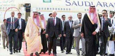 Kolonel Aziz Al-Faghm, Bodyguard Raja Arab Saudi Paling Setia!