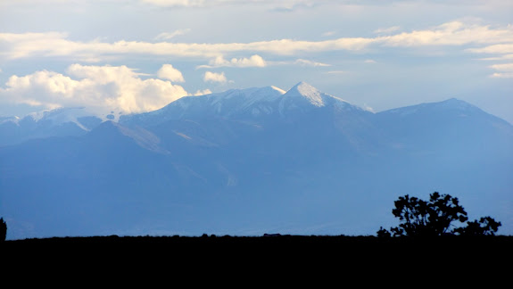 Snow on Mt. Ellen