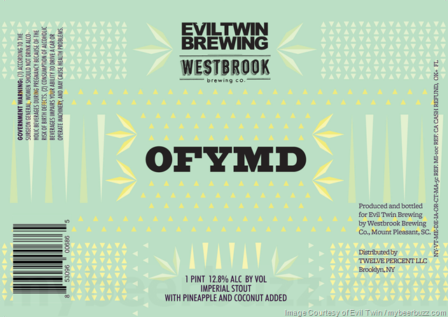 Evil Twin & Westbrook Collaborate On OFYMD Cans