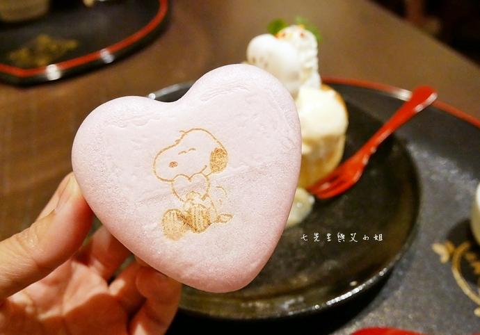 50 日本京都 錦市場 史努比茶屋 スヌーピー茶屋