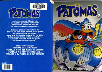 Actualización 25/01/2016: Patomas - jmfbonilla nos trae los tomos 2 y 4, escaneados por el mismo.