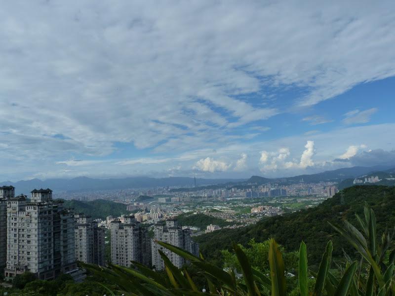 TAIWAN .TAIPEI.Ankeng puis Taipei SIJHIHLe typhon est la, je ne vais donc pas trop loin - P1080946.JPG