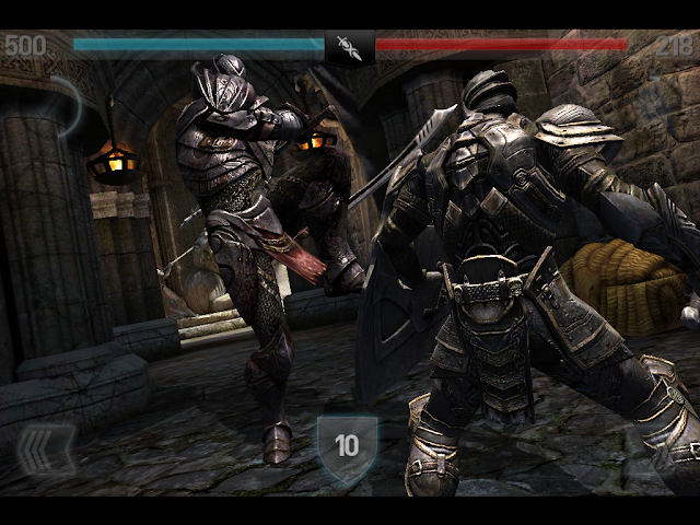 Infinity Blade 2   The Infinite Zenith