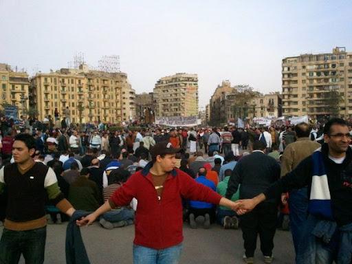 Egyptian Revolution شريف الحكيم Arms
