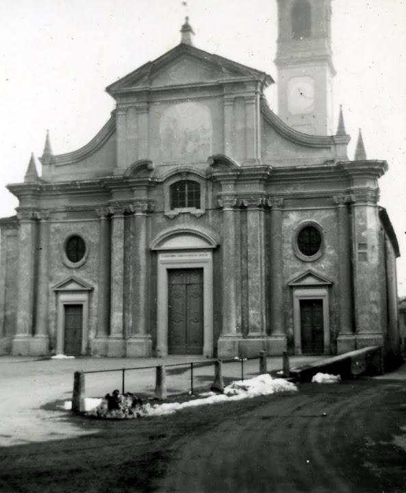 Chiesa parrocchiale 1960