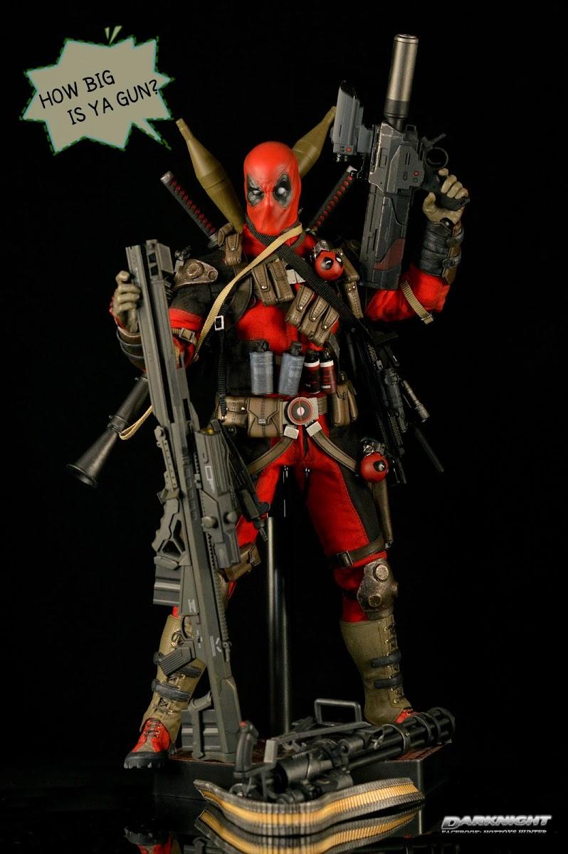 (Science) Fiction, Fantasy, & Adventure SIDESHOW Deadpool ...