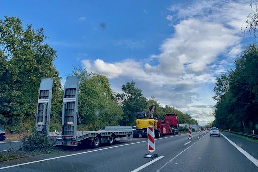 Westschnellweg (B6): Bauarbeiten mit Sperrungen