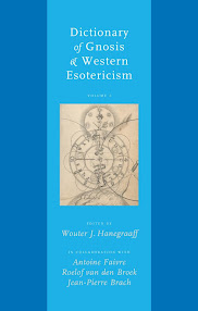 Cover of Wouter Hanegraaff's Book Dictionary of Gnosis and Western Esotericism