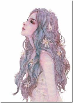 dibujos lapiz llorar y tristeza  (9)