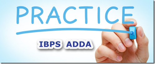 IBPS PO Online Test Practice : IBPS Adda