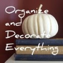 Organize and Decorate Everything on Pinterest