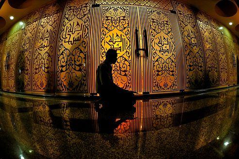 Takdir, Doa, dan Salam Malaikat di Malam Qadar