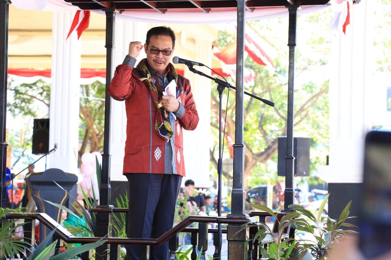 Gubernur Sulsel Akui Tugas Penyuluh KB Yang Menekan Angka Penduduk dan Stunting