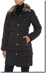 Joules Feather and Down Filled Coat
