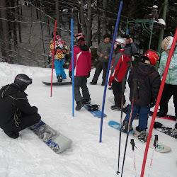 Zimní tábor 2012 - středa