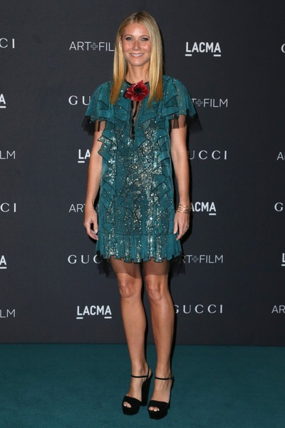 Gwyneth Paltrow attends LACMA 2015 Art Film Gala