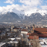 best view of innsbruck in Innsbruck, Tirol, Austria