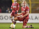 """Le buteur Vleminckx dit adieu au football professionnel : """"Mon passage à l'Antwerp a été réussi à 80%"""""""
