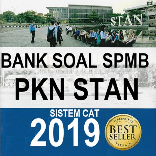 Bank Soal SPMB PKN STAN 2019 TPA TWK TIU TKD TBI file APK for Gaming PC/PS3/PS4 Smart TV