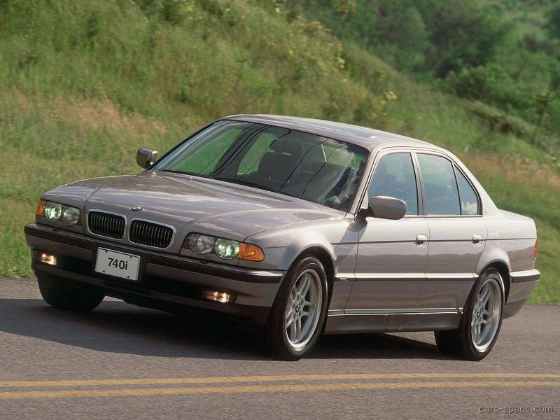 1999 BMW 7 Series Sedan Specifications, Pictures, Prices
