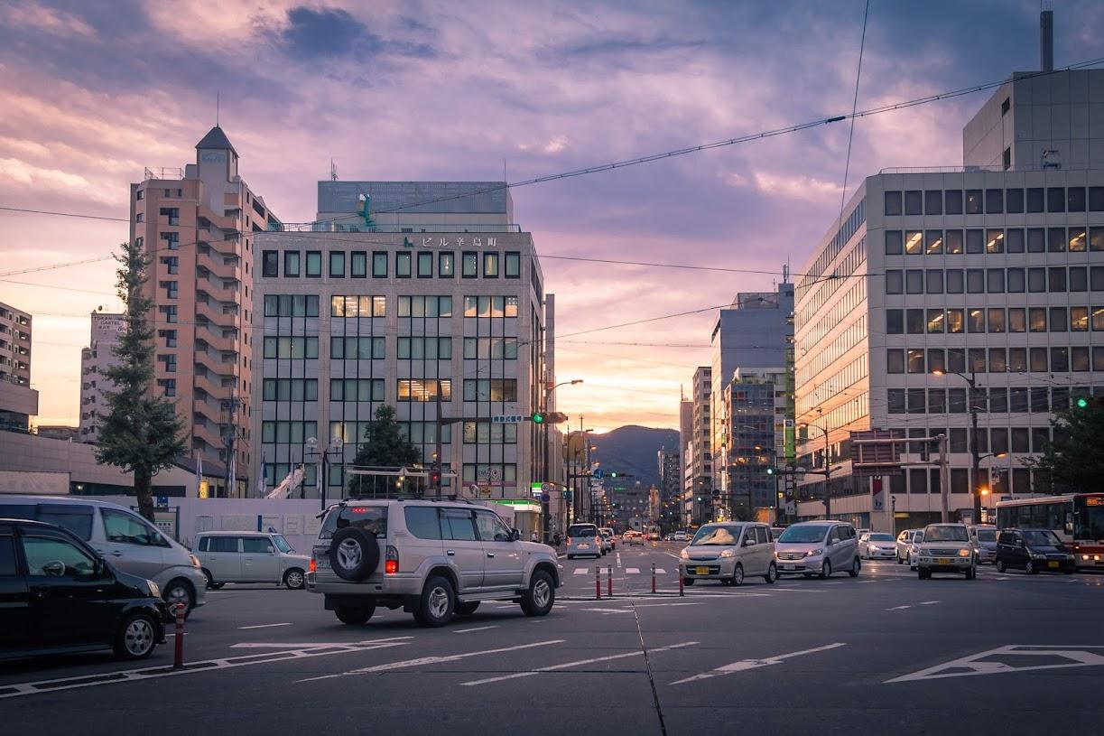 เที่ยวคิวชูด้วยตัวเอง : Katsuretsu Tei / Oyafuko-dori