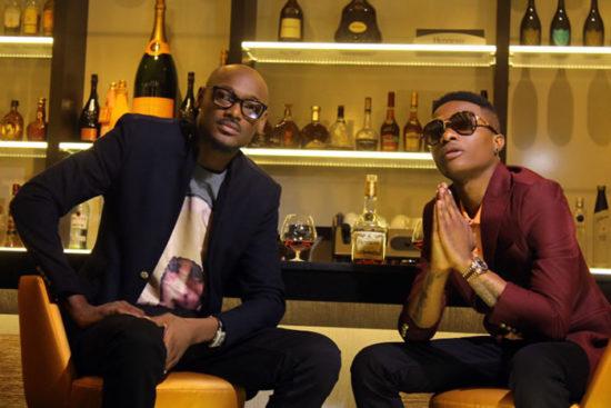 2face congratulates Wizkid for the success of his distinct sound