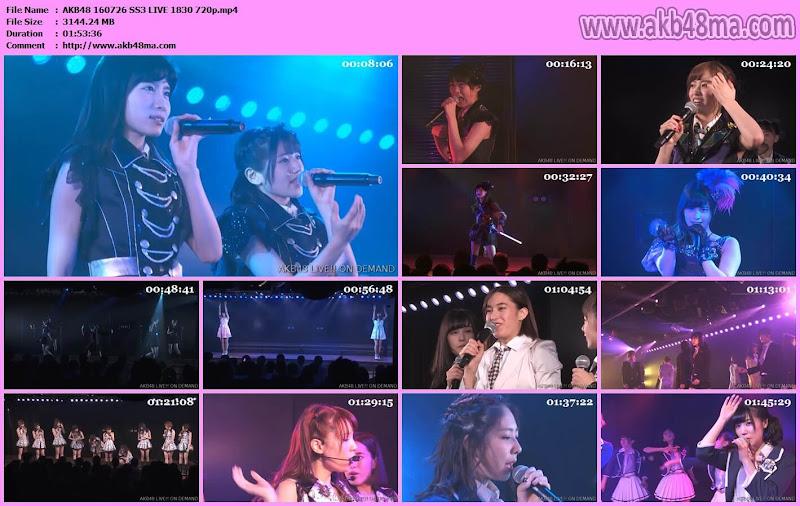 田原総一朗 「ド~なる?!ド~する?!AKB48」公演