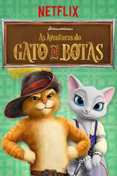 Baixar Série As Aventuras do Gato de Botas 2ª Temporada Torrent Grátis