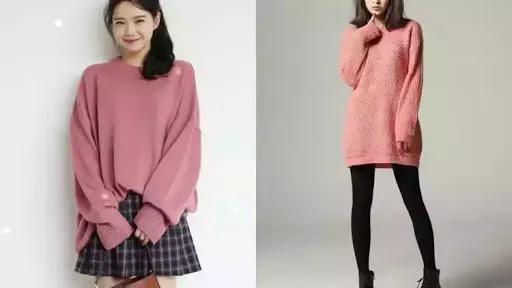 Pakaian Wanita Ala Style Korea