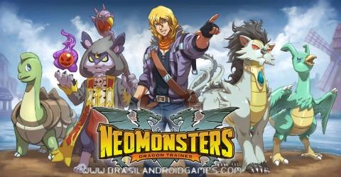 Neo Monsters Imagem do Jogo
