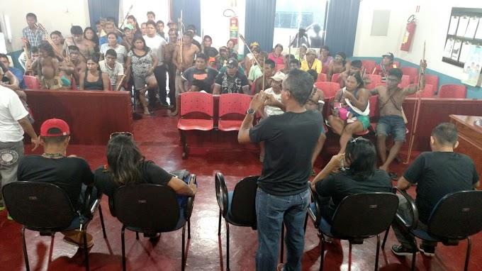 Jacareacanga/PA: Lideranças indígenas pedem apoio dos poderes Legislativo e Executivo