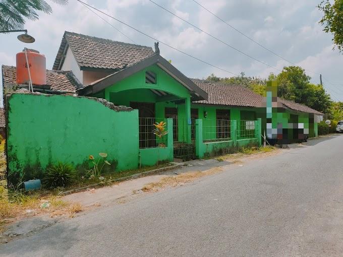 Rumah Murah Minimalis dan Ruang Usaha strategis Tanah Luas Pinggir Jalan Di Kasongan Jl. Bantul