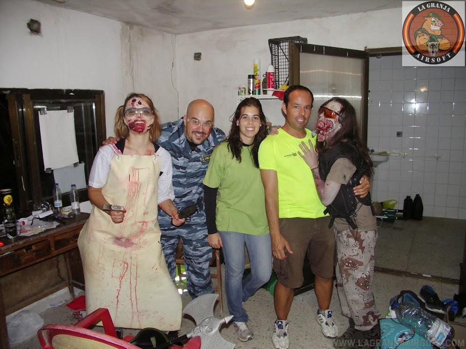 ZOMBIE APOCALIPSIS II. La Granja. 13-09-14 PICT0115