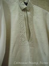 Photo: по-моєму Покуття (?), біле шиття
