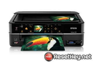Reset Epson Artisan 725 Waste Ink Counter overflow problem