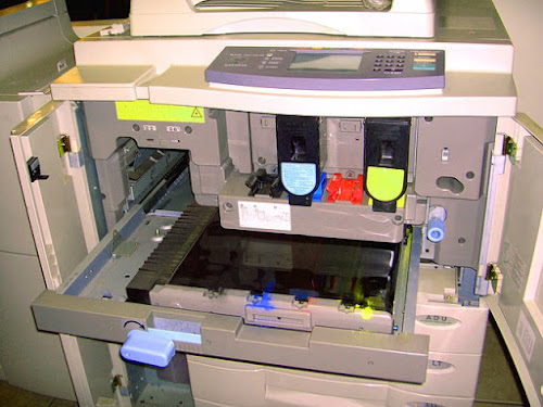 Multi function device printers
