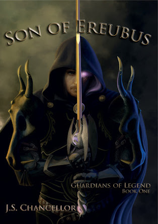 Book Review: Son of Ereubus (Guardians of Legend, Book 1), By J.S. Chancellor