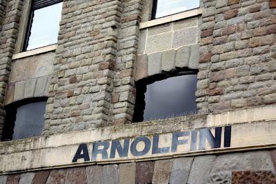 Arnolfini museum in Bristol England