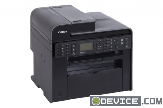 Canon i-SENSYS MF4750 printing device driver | Free save and add printer