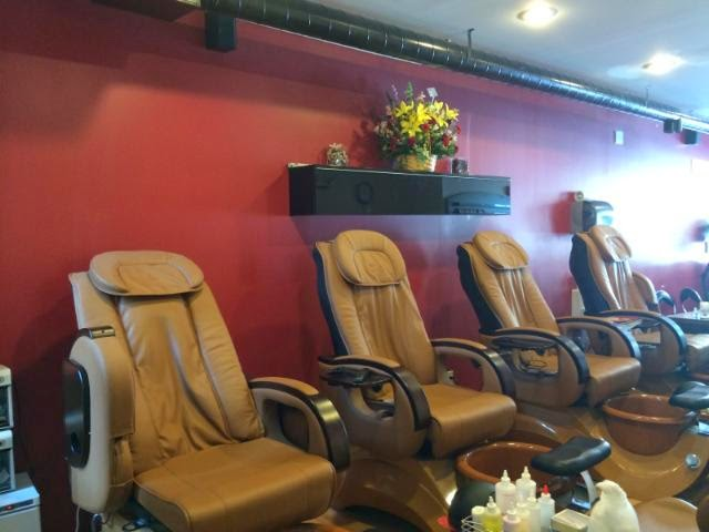 Nail Salon Washington DC | Q West Nails at 468 K St NW, Washington, DC