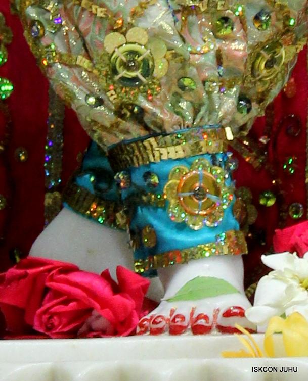 ISKCON Juhu Mangal Deity Darshan 11 Jan 2016  (23)