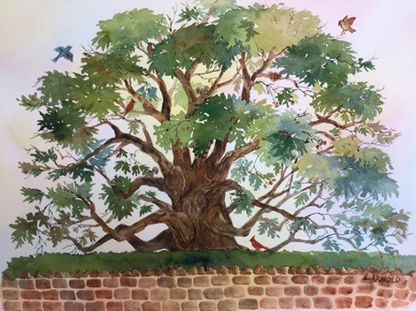 Oak Tree Home - Linda Arnold