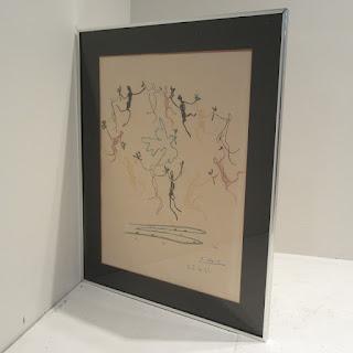 Pablo Picasso Open Edition Lithograph