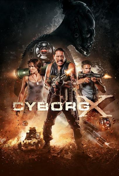 Cyborg X - Chiến Binh Cyborg