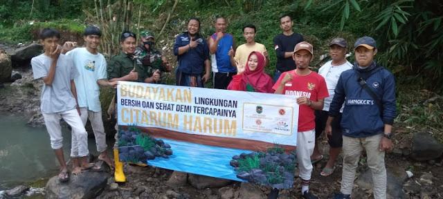 Dukung Program Citarum Harum, Anak Tanah Nusantara kampanyekan lingkungan bersih dan sehat