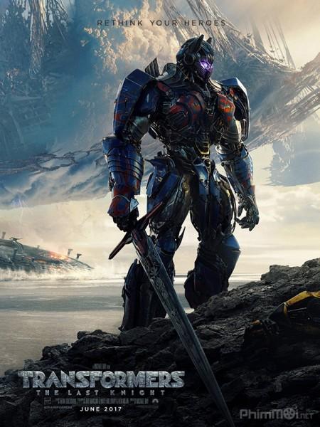 Robot đại chiến 5: Kỵ sĩ cuối cùng - Transformers 5: The Last Knight