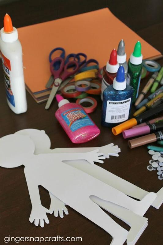 body kid craft