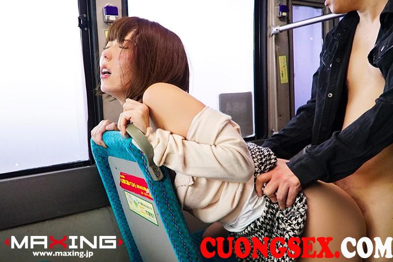 MXGS-936 Yui Hatano bị hiếp dâm tập thể trên xe bus