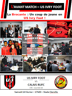 US IVRY FOOT - CALAIS 14-02-2015