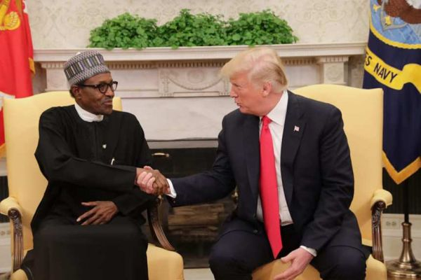 Buhari Media Organisation Reacts To Donald Trump's 'Buhari Is Lifeless' Comment